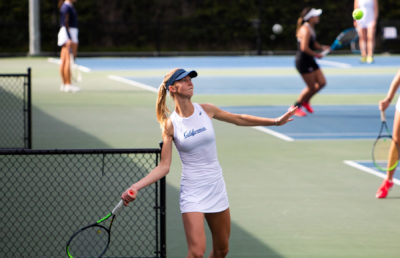 Photo of Cal Women's Tennis