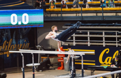 Photo of Cal Men's Gymnastics