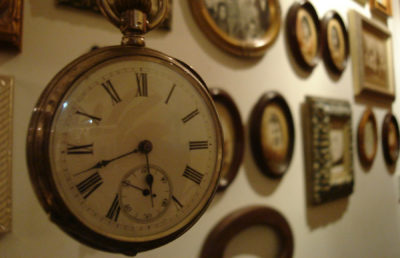 Photo of clocks