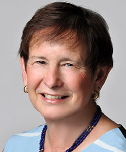 Photo of Catherine P. Koshland