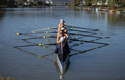 Photo of Cal Rowing