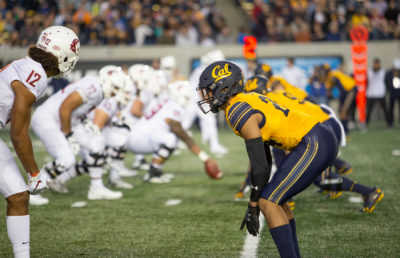 Photo of Cal Men's Football