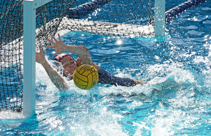 Photo of California Goalkeeper Cassidy Ball
