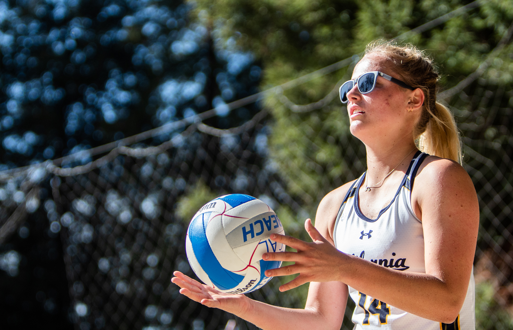 After challenging weekend, Cal beach volleyball is determined to bounce back
