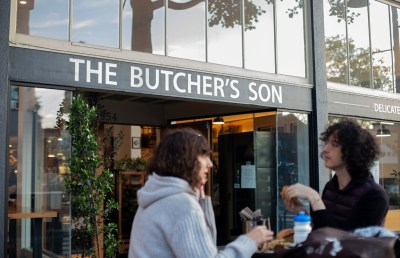Photo of The Butcher's Son