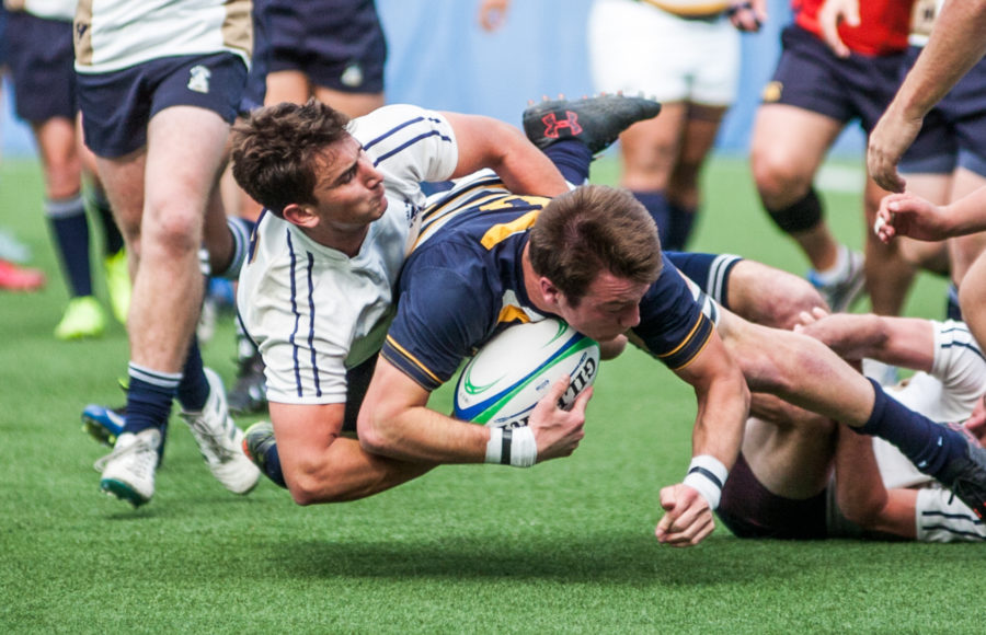 Image of rugby game
