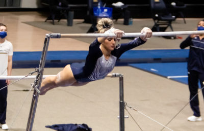 Image of female gymnast