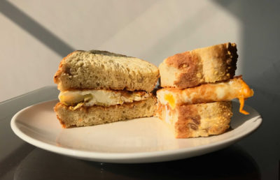 Photo of sandwich