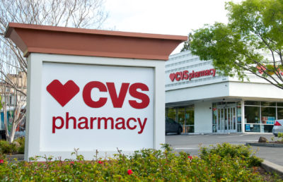 photo of a CVS vaccine center in Berkeley