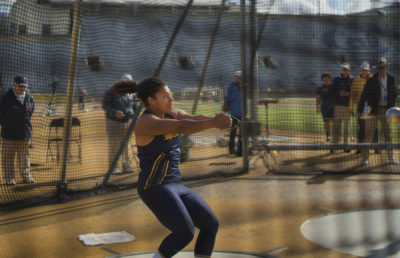 photo of Cal athlete Camryn Rogers