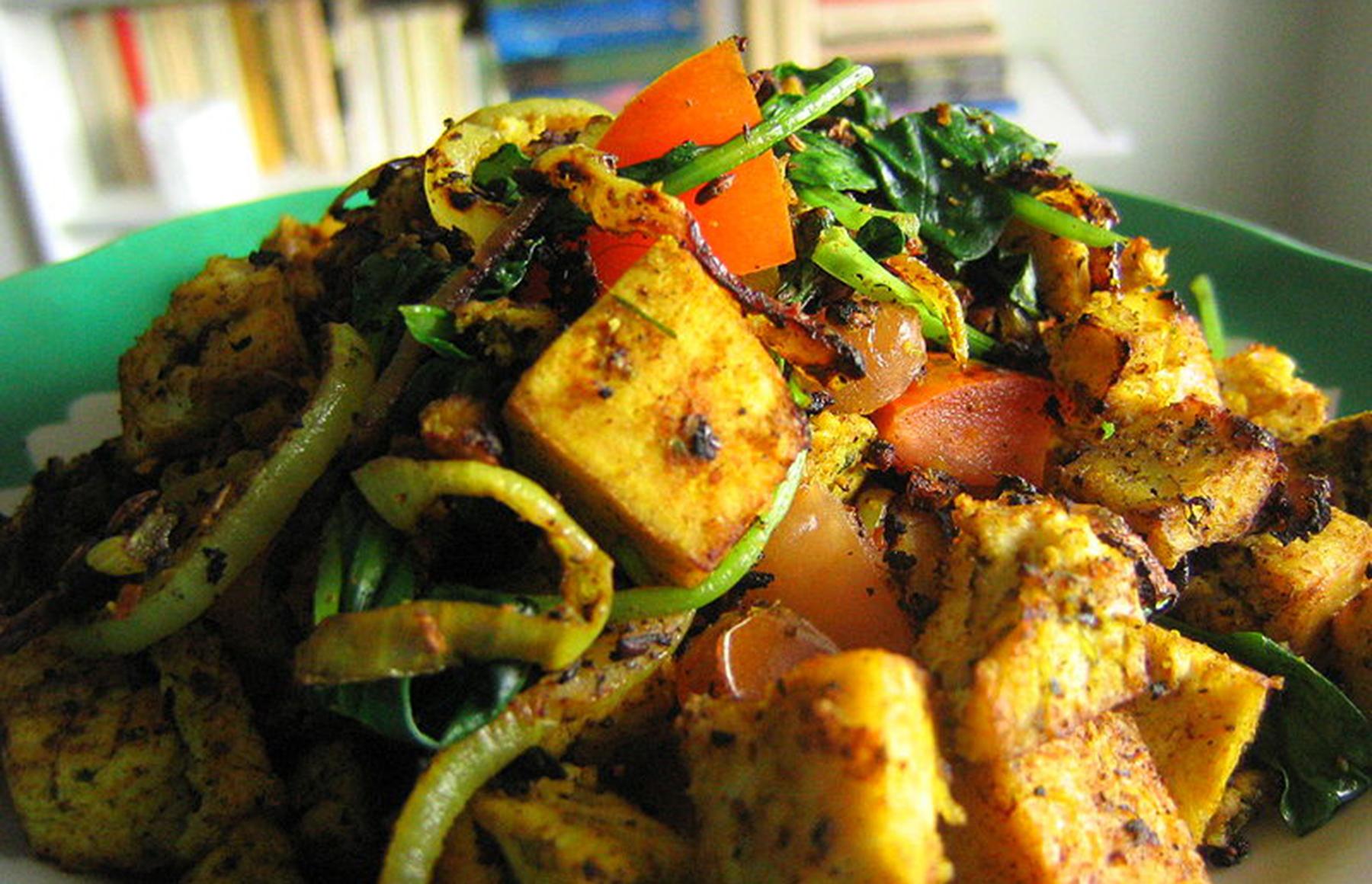 Recipes that prove tofu doesn't suck