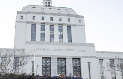 photo of Alameda County Courthouse