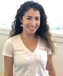 UC Berkeley School of Public Health student Laura Diaz named a 'Student of the Year' by Esri Innovation Program