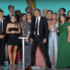 photo of the Emmys award show