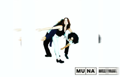 photo of MUNA's new single cover