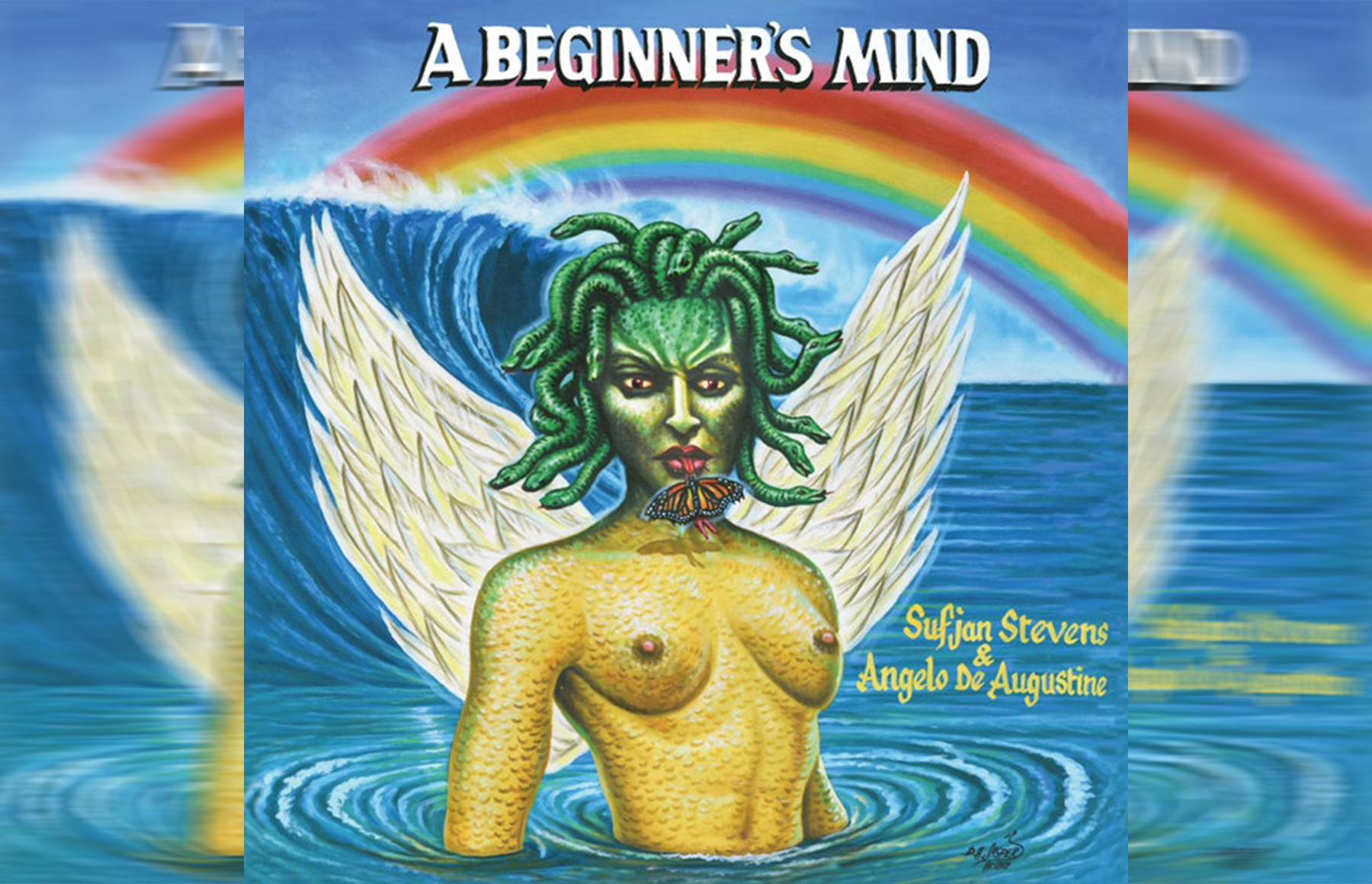 photo of A Beginner's Mind album cover
