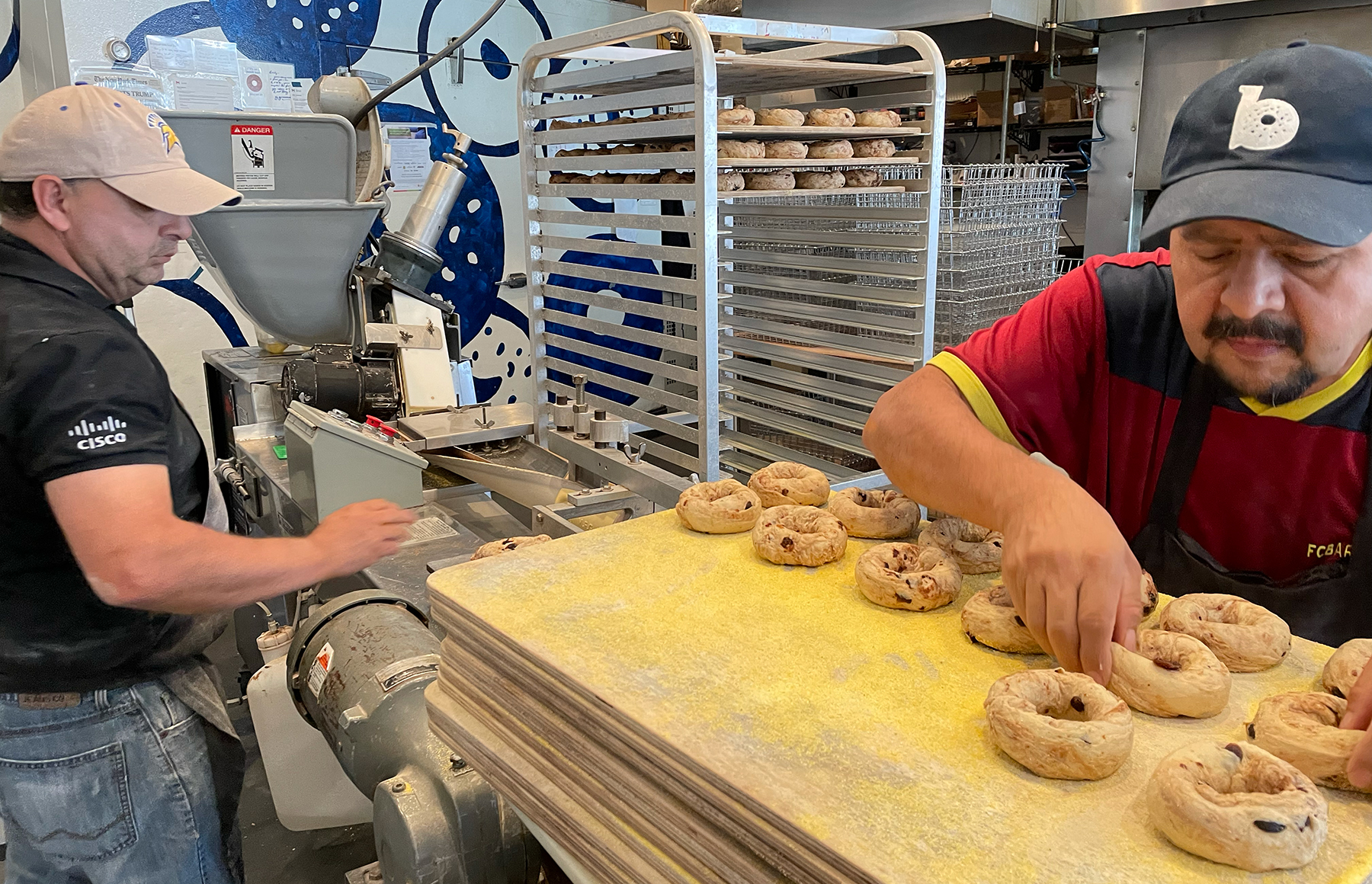 'A bagel empire': Boichik Bagels secures warehouse to expand in Bay Area