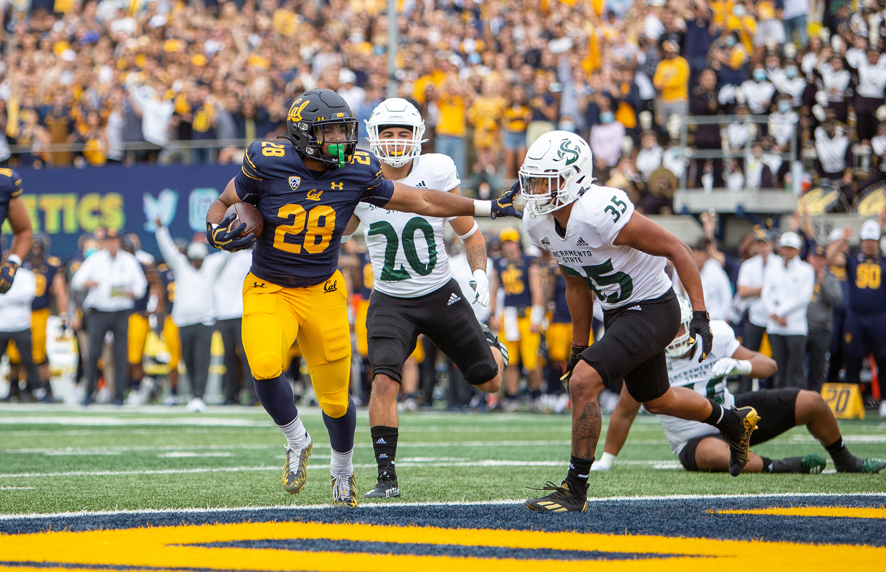Instant analysis/reaction: Cal aims for great but settles for good, overcomes Sac State