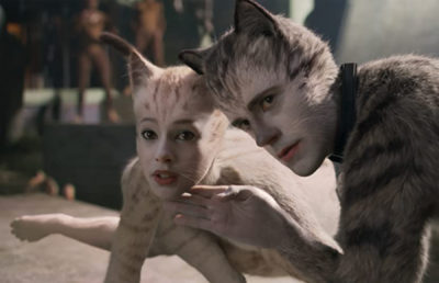 Photo of a still from Cats
