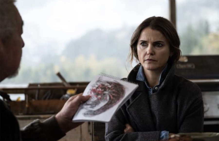 """Scene from the film """"Antlers"""""""