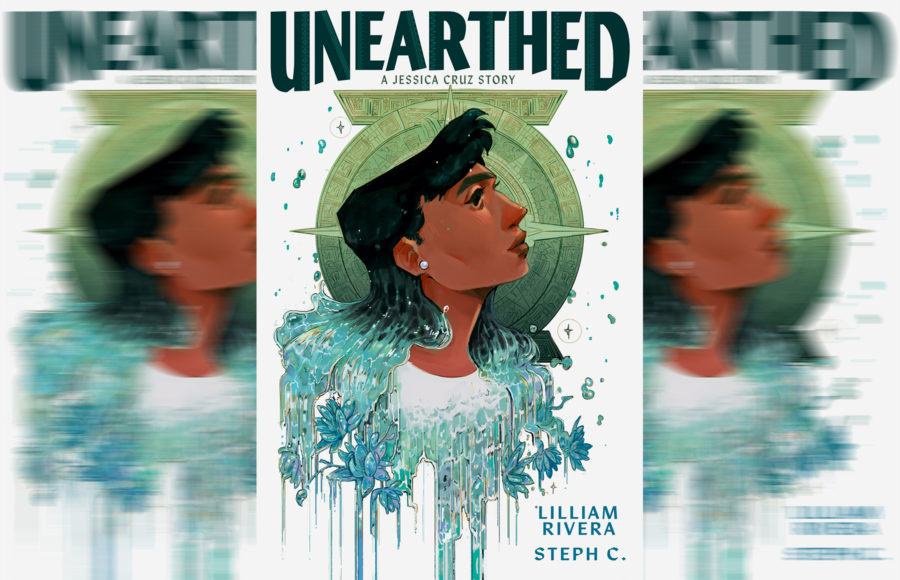 cover of the book Unearthed