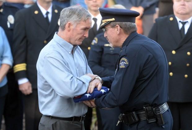 Tom Faughnan, brother, of 9/11 victim, ...
