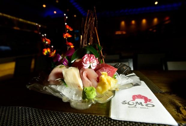 LONGMONT, CO - The Sashimi Deluxe ...