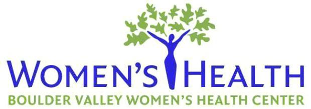Women's Health Logo - Boulder Valley Women's Health Center