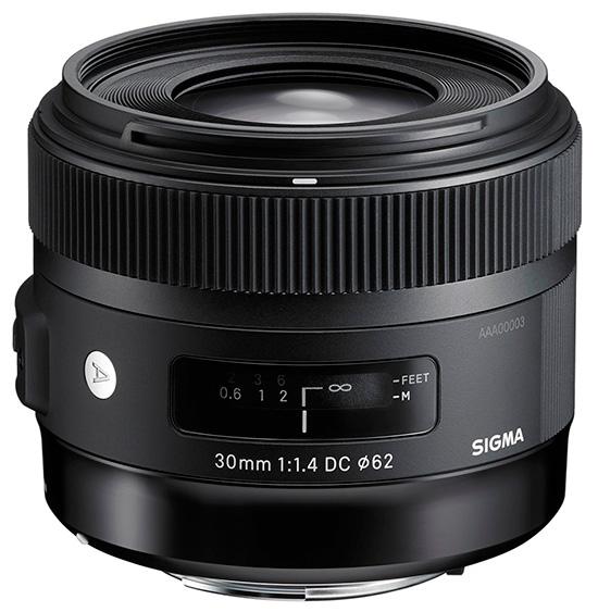 SIGMA-30mm-F1.4-DC-HSM-lens