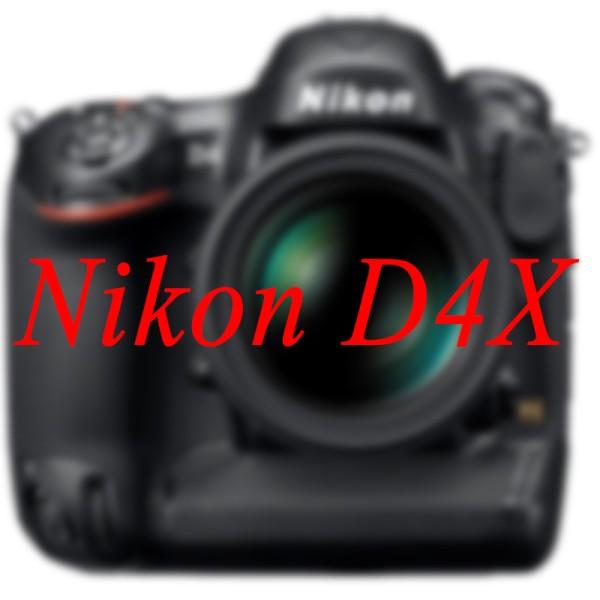 Nikon-D4X