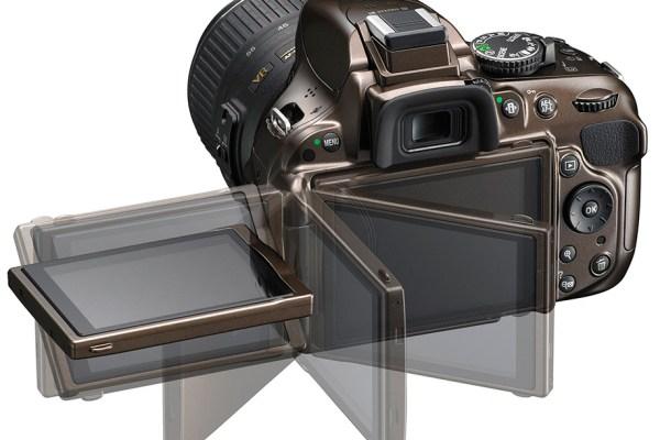 Nikon-D5200-LCD-screen-bronze