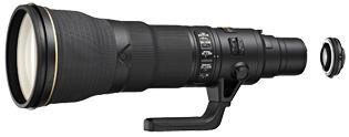 Nikon AF-S NIKKOR 800mm f/5.6E FL ED VR Lens