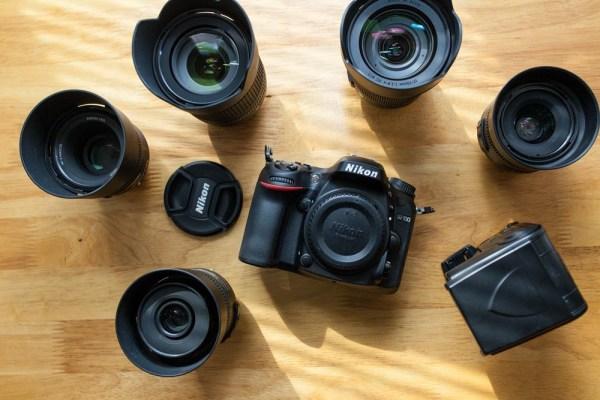 Recommended Nikon D7100 Lenses