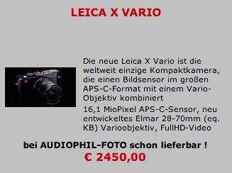 Leica-X-Vario-camera-price