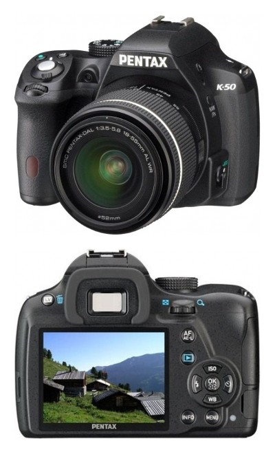 Pentax-K-50-dslr-camera