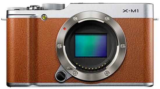 Fujifilm-X-M1-mirrorles-camera-hands-on