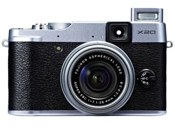 Fujifilm-X20-camera