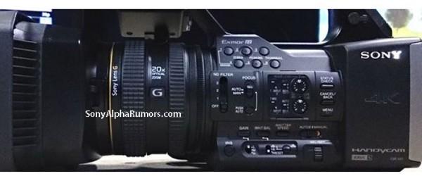 Sony-FDR-AX1-4K-Camcorder