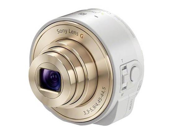 Sony-smart-shot-DSC-QX10-lens-camera