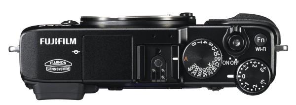 Fujifilm X-E2 top