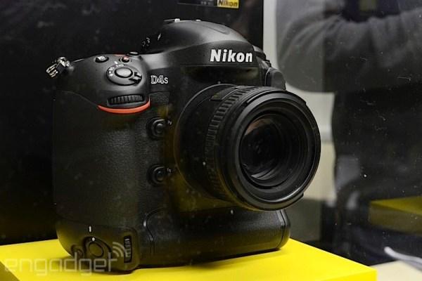 Nikon-D4S-specifications