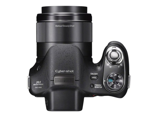 Sony-H400-Top