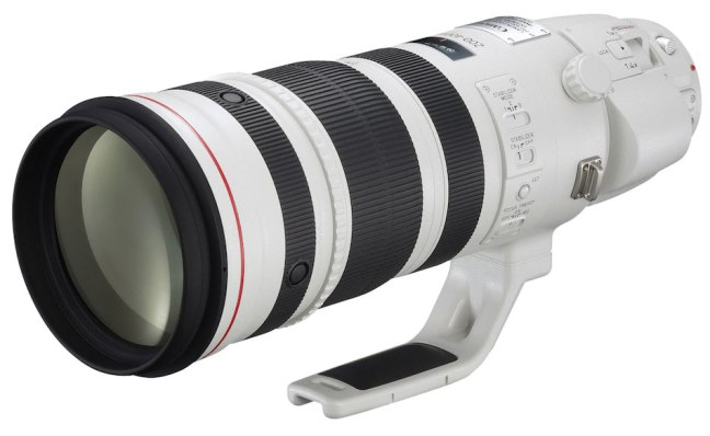 Canon EF 200-400mm F/4L IS 1.4X Firmware Update V1.1.0