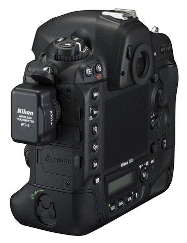 Nikon-D4s-with-WT-5-wireless-transmitter