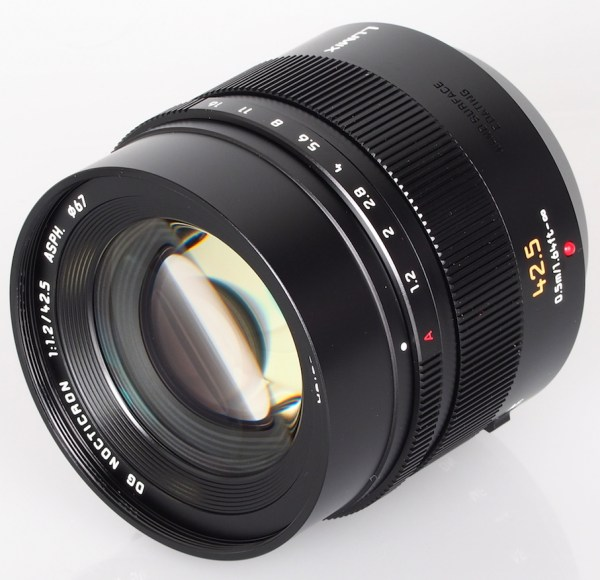 leica dg nocticron 42.5mm f/1.2 lens price