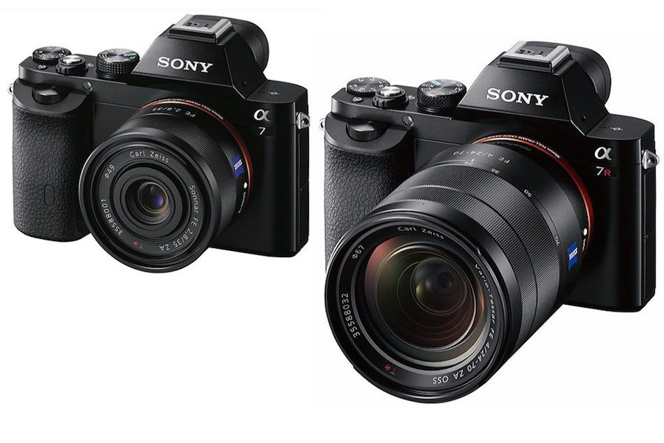 New Sony E-mount Full Frame Cameras Will Be Coming at Photokina 2014