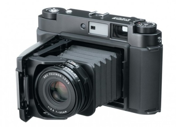 fujifilm medium format mirrorless camera
