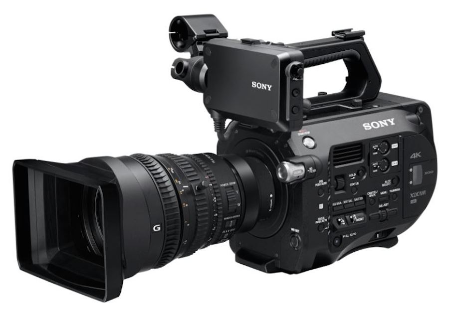Sony Announces The PXW-FS7 4K E-mount Full Frame Camcorder - Daily ...