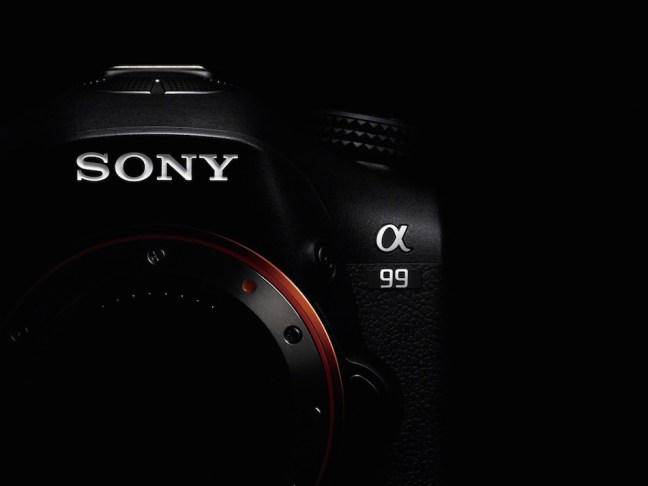sony 8k mirrorless full frame camera