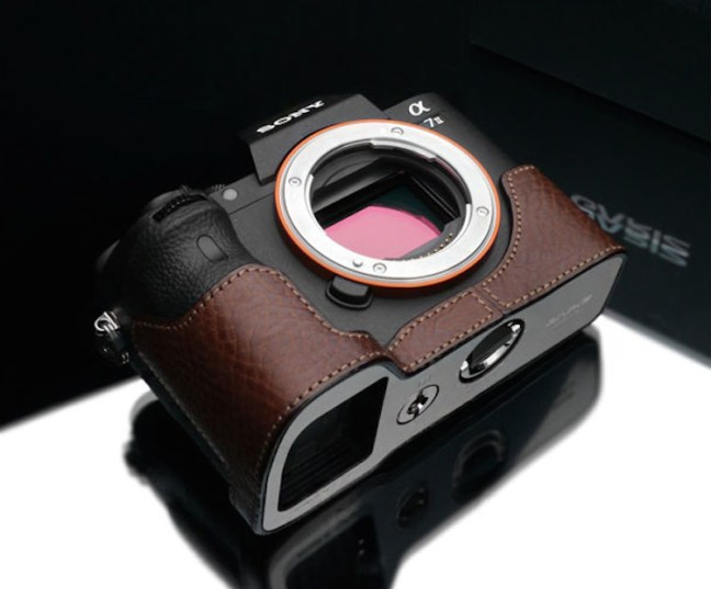 sony-a7ii-genuine-leather-camera-half-cases